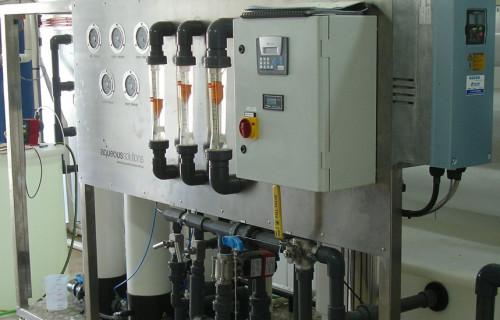Desalination Plant for Poultry Farm