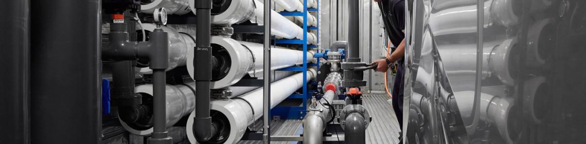 Maintenance contract RO plant