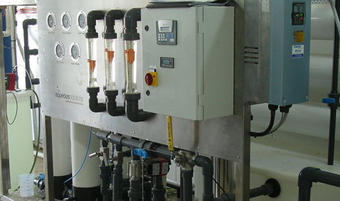 Reverse Osmosis Membrane Systems