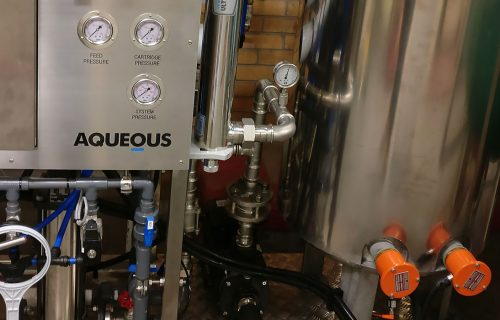 Hospital Reverse Osmosis Plant