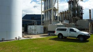 Industrial Water Treatment -Boiler Water Recovery